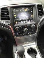 Picture of 2017 Jeep Grand Cherokee SRT 4WD, interior