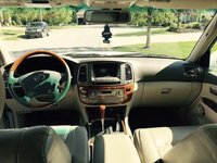 Picture of 2004 Lexus LX 470 Base, interior