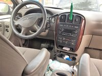 Picture of 2004 Chrysler Town & Country EX, interior