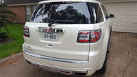 Picture of 2014 GMC Acadia Denali, exterior