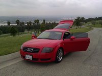 2003 Audi TT 1.8T quattro Coupe AWD, before the kit, gallery_worthy