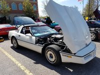 Picture of 1984 Chevrolet Corvette Coupe, engine
