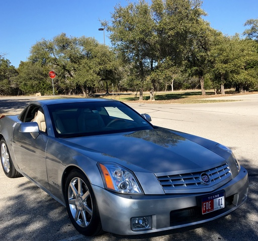 Picture of 2004 Cadillac XLR 2 Dr STD Convertible