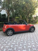 Picture of 2013 MINI Cooper Base Convertible, exterior