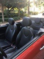 Picture of 2013 MINI Cooper Base Convertible, interior