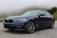 Picture of 2017 BMW 5 Series, exterior, manufacturer, gallery_worthy