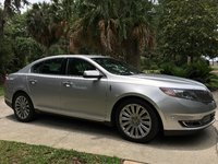 Picture of 2013 Lincoln MKS Sedan, exterior
