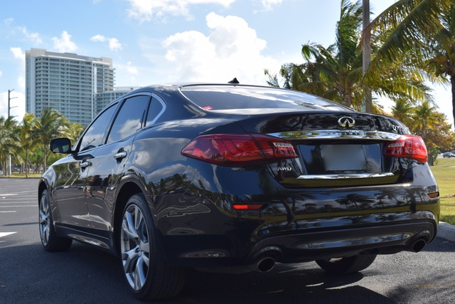 Picture of 2015 INFINITI Q70 3.7 AWD, exterior, gallery_worthy