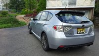 Picture of 2014 Subaru Impreza WRX Premium Package Hatchback, exterior
