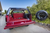Picture of 1984 Ford Bronco XLT 4WD, interior, gallery_worthy