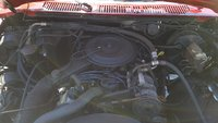 Picture of 1984 Ford Bronco XLT 4WD, engine, gallery_worthy