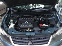 Picture of 2007 Mitsubishi Outlander LS, engine