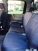 Picture of 2007 Nissan Titan Crew Cab SE, interior