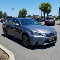 Picture of 2015 Lexus GS 450h RWD, exterior, gallery_worthy