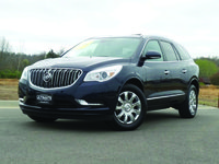 Picture of 2016 Buick Enclave Leather AWD, exterior