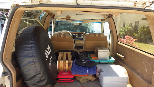 Picture of 1984 Ford Bronco STD 4WD, interior, gallery_worthy