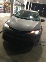 Picture of 2017 Toyota Corolla LE, exterior