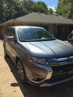 Picture of 2016 Mitsubishi Outlander ES AWD, exterior