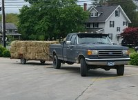 Picture of 1989 Ford F-250 XLT Lariat Extended Cab 4WD LB HD, exterior, gallery_worthy