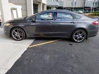 Picture of 2016 Ford Fusion Titanium AWD, exterior