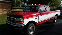 Picture of 1996 Ford F-250 2 Dr XLT 4WD Extended Cab LB HD, exterior
