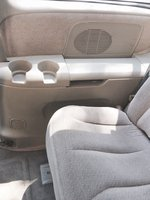 Picture of 2001 Chrysler Town & Country LX, interior