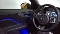 Picture of 2017 Jaguar F-PACE S, interior