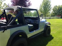 1983 Jeep CJ7 Picture Gallery