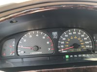 Picture of 2001 Toyota 4Runner Limited 4WD, interior
