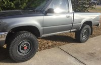Picture of 1990 Toyota Pickup 2 Dr Deluxe 4WD Standard Cab SB, exterior