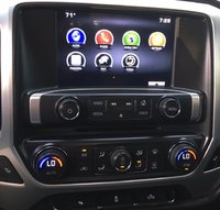 Picture of 2015 GMC Sierra 1500 SLE Crew Cab 4WD, interior