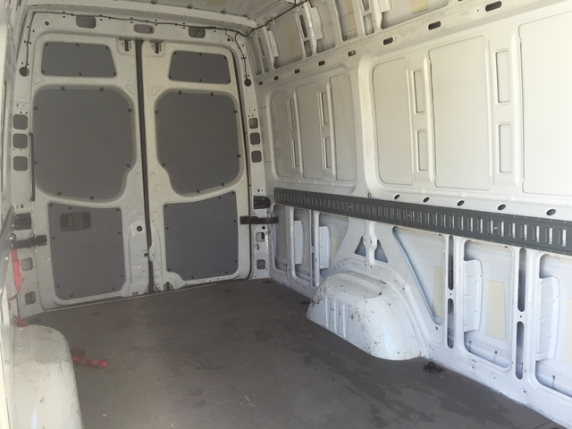 Picture Of 2010 Freightliner Sprinter Cargo 2500 LWB Interior Gallery Worthy