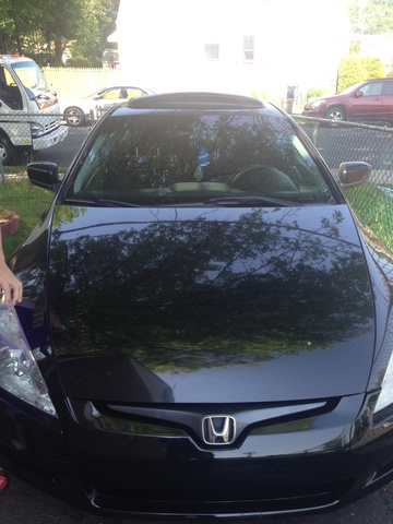 Picture of 2005 Honda Accord Coupe EX