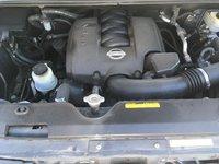 Picture of 2005 Nissan Titan LE Crew Cab 4WD, engine