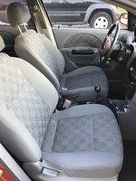 Picture of 2005 Chevrolet Aveo LS, interior
