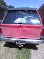 1992 Chevrolet S-10 Blazer Picture Gallery