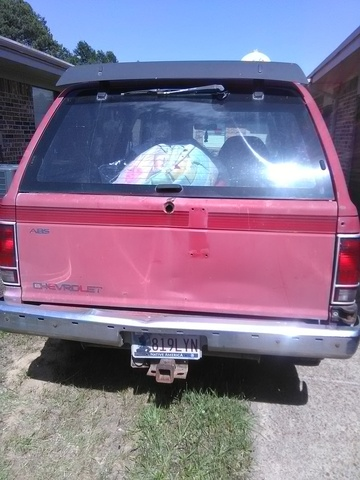 Picture of 1992 Chevrolet S-10 Blazer 2 Dr STD 4WD SUV