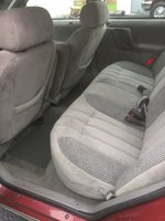 Picture of 1987 Mercury Sable LS, interior, gallery_worthy