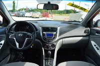 Picture of 2014 Hyundai Accent GS Hatchback, interior