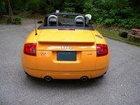 Picture of 2005 Audi TT Roadster Quattro, exterior