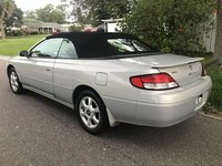Picture of 2001 Toyota Camry Solara SLE Convertible, exterior