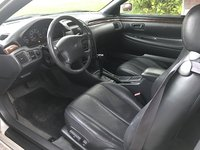 Picture of 2001 Toyota Camry Solara SLE Convertible, interior