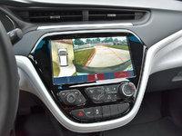 2017 Chevrolet Bolt EV surround view camera display