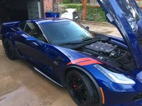 Picture of 2017 Chevrolet Corvette Grand Sport 1LT, engine