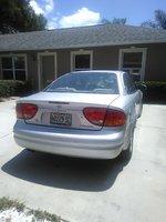 Picture of 2001 Oldsmobile Alero GL, exterior