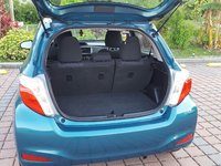 Picture of 2014 Toyota Yaris LE, interior