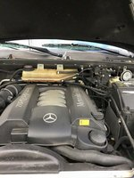 Picture of 1999 Mercedes-Benz M-Class ML 430, engine