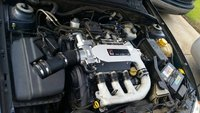 Picture of 2001 Saturn L-Series 4 Dr L300 Sedan, engine