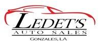 Ledet's Auto Sales logo