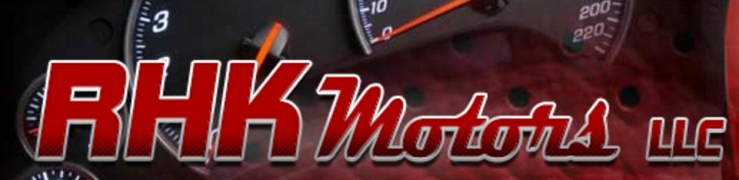 Rhk Motors Llc West Union Oh Read Consumer Reviews